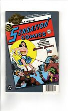 DC MILLENNIUM EDITION (2000), SENSATIONAL COMICS #1, DC COMICS (CC2)