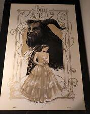 Beauty and the Beast - Oliver Barrett (Variant) xx/170 Mondo