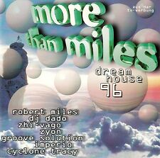 MORE THAN MILES - DREAMHOUSE 96 / CD - TOP-ZUSTAND
