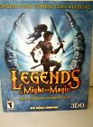 Legends Of Might And Magic Computer Game Nib