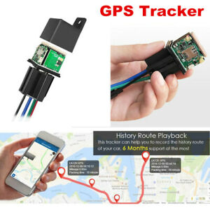 Hidden GPS Tracker Device Real-time Tracking Car Truck Vehicle Locator GSM GPRS
