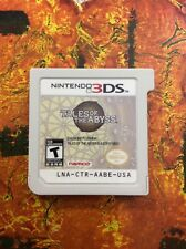 Tales Of The Abyss Nintendo 3DS Authentic Tested