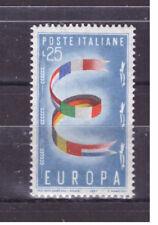 FRANCOBOLLI Italia Repubblica 1957 Europa Unita 25 Lire MNH** SAS817