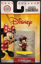 Disney Nano Metalfigs Minnie Mouse Figurine DS2 New 2017 Jada Toys