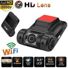 Novatek Full HD 1080P Wifi APP Car DVR Diagnostic Dash Cam Recorder Night Vision