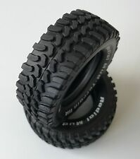 Tamiya 9805481/19805481 Pajero Metaltop/Prerunner Tyres/Tires (1 Pair) NEW