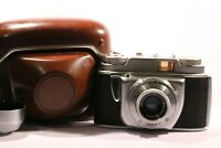Vintage BEIRETTE JUNIOR II 35mm Film Camera - Meritar 2.9 / 45mm Lens