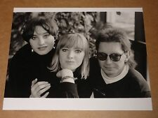 Rhythm Sisters /Bruce Foxton (Jam) 10 x 8 1991 Press Photo