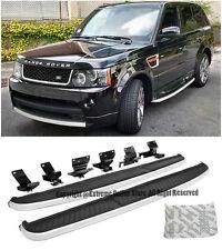 For 06-13 Land Rover Range Rover Sport Aluminum Side Step Nerf Bar Running Board