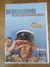 // NEUF DVD LOUIS DE FUNES * LE GENDARME ET LES GENDARMETTES * Michel GALABRU