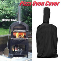 165CM Outdoor Pizza Wood-Fired Oven Cover BBQ Rain Dust Oxford Cloth Waterproof