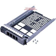 """3.5"""" Drive Tray Caddy For Dell R220 T710 R720 R510 G302D R410 F238F 0F238F KG1CH"""