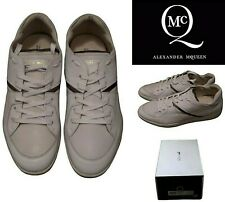 ALEXANDER MCQUEEN PUMA AMQ DESCENT LO LEATHER TRAINERS SNEAKER GENUINE UK 7