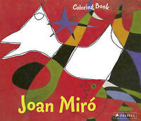 Miro. Coloring Book by Roeder, Annette (Paperback book, 2011)
