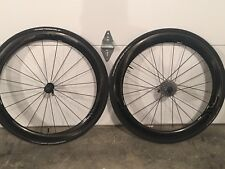 ENVE SES 4.5 CARBON CLINCHER - Power Tap Meter LOW MILES 11 Speed