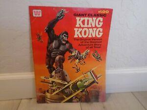 1968 Giant Classic King Kong comic