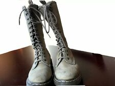 Women's Unique Vintage Doc Martens 20 Eye Hole Made in England (Size 6 Us 4 Uk)