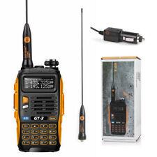 Baofeng GT-3 Mark II UHF/VHF 2m/70cm Dual Band Hand-Funkgerät Amateurfunk Radio