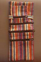 Shoulder Strap Folding Messenger Pouch Passport Bag Hippie Festival