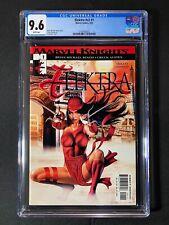 Elektra #v2 #1 CGC 9.6 (2001)