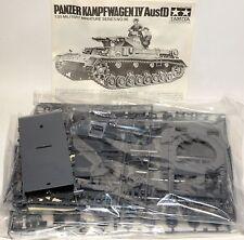 1:35 Tamiya MM196 Panzerkampfwagen IV Ausführung D
