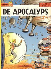 LEFRANC 10 - DE APOCALYPS - Jacques Martin