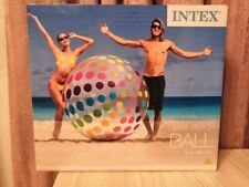 New inflatable beach ball 72""