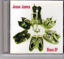 (FR737) Jesse James, Shoes EP - 2001 CD