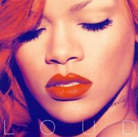 RIHANNA loud (CD, album, 2010) contemporary RnB/swing, very good condition