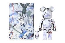 Futura 2000 Bearbrick, 100% & 400% set, Kaws, Futura, Bape, Medicom, street art
