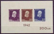 Briefmarken aus Rumänien mit Geschichts-Motiv