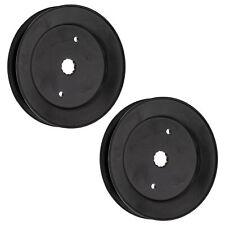 2 Deck Spindle Pulley for Husqvarna 2348LS 2748GLS LT 120 131 LTH120 532153532