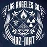 Los Angeles Co. Haz-Mat T-shirt Tribal T-shirt Sizes S to 5XL Short/Long Sleeve