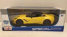 Chevrolet Corvette Stingray Z51 2014 1/18 - 31677w Maisto