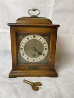 A 1940's Presentation Bracket Clock By Smiths. Working
