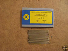 C.S. Osborne #517 Harness Needles Size 00 (Pack of 25)
