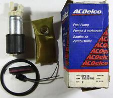 New Genuine Original CADILLAC PONTIAC CHEVROLET GM EP318 Fuel pump 25326793