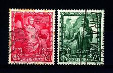 ITALIA - Regno - 1938 - Proclamazione dell'Impero - 20c. - 25c.