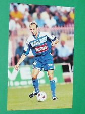 PHOTO UNFP FOOT 2000 SEC BASTIA SECB SCB LACHUER FOOTBALL 1999-2000 PANINI
