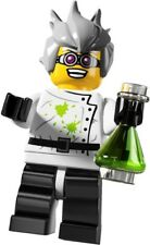 #16 LEGO Minifig series 4 Mad Scientist Lab 8804 agents