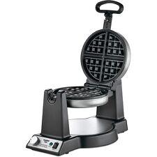 Waring Pro Stainless Steel single Belgian Waffle Maker WWM450PC professional