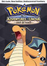 Pokemon: Black & White - Adventures in Unova, Vol. 2 (DVD, 2015, 3-Disc Set)