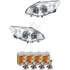 Scheinwerfer Set für Renault laguna III Bj. 07->> chrom H7+H7 56735098