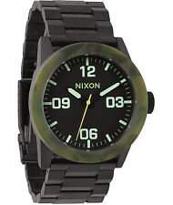 Nixon Private SS Watch (Matte Black / Camo)