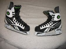 REEBOK PUMP TALON ICE HOCKEY SKATES SIZE 5 SKATE 6.5 SHOE NICE SHAPE PRO QUALITY