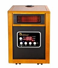 Dr. Infrared 1500-Watt Heater Portable Space Heater With Humidifier, DR-968H New
