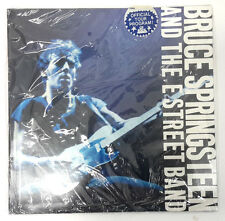 Bruce Springsteen- E Street Band Tour Program Book-28 Pages- Unused (D9450-Mh)