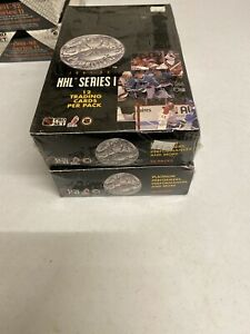 1991-92 Pro Set Platinum Series 1 Hockey Box - Brand New