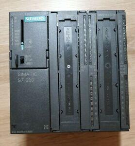 Siemens Simatic S7 300 CPU314C-2DP 6ES7 314-6CH04-0AB0 WIE NEU!