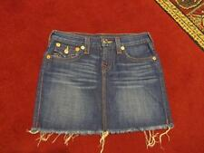 Girl's TRUE RELIGION Laylaa W/FLAPS SKIRT...size12